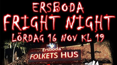Ersboda Fright Night - Triple feature