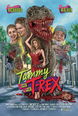 Tammy and the T Rex